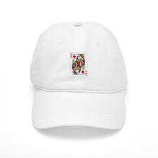 Queen of Diamonds Baseball Cap