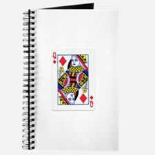 Queen of Diamonds Journal