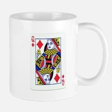 Queen of Diamonds Mug