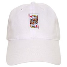 King of Diamonds Baseball Cap