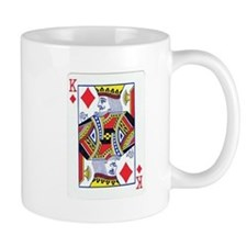 King of Diamonds Mug