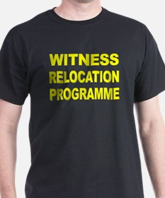 Witness Relocation Programme T-Shirt