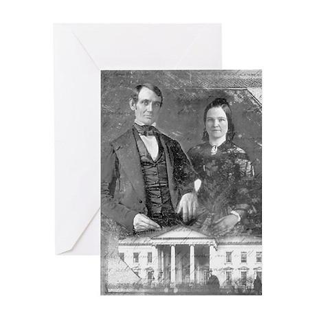 Valentine/Anniversary Card Abe & Mary Todd