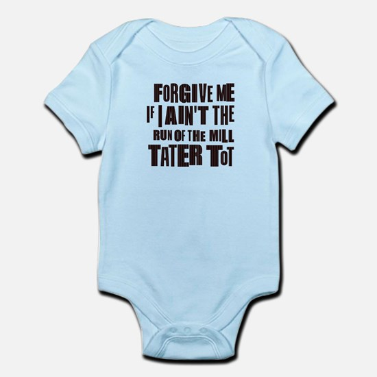 Raylan Tater Infant Body Suit