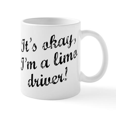 I'm A Limo Driver Mug