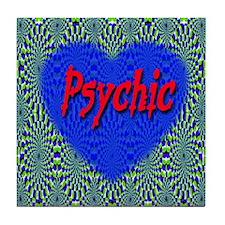 Psychic Tile Coaster
