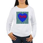Psychic Women's Long Sleeve T-Shirt