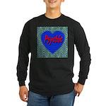 Psychic Long Sleeve Dark T-Shirt