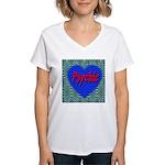Psychic Women's V-Neck T-Shirt