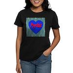 Psychic Women's Dark T-Shirt