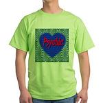 Psychic Green T-Shirt