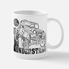 Jeep TJ Wrangler Mug