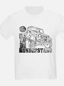 Jeep TJ Wrangler T-Shirt