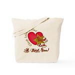 Send Like a Rock Star Tote Bag