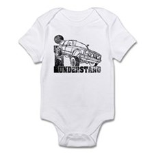 Jeep XJ Cherokee Infant Bodysuit