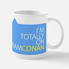 Totally On Team Conan Mug