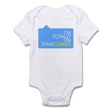Totally On Team Conan Infant Bodysuit