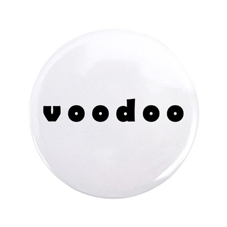 """Voodoo 3.5"""" Button (100 pack)"""
