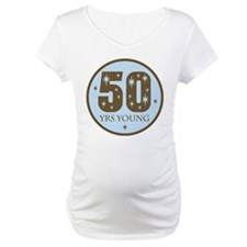 50 Years Young 50th Birthday Shirt