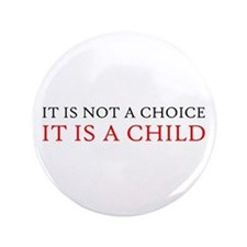 "Pro-Life 3.5"" Button"