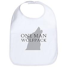One Man Wolf Pack Bib