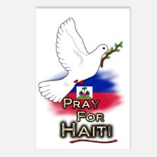 Pray for Haiti - Postcards (Package of 8)