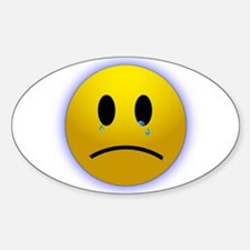 BETTER DAYS AHEAD ! - Oval Sticker (10 pk)