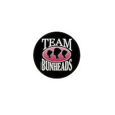 Team Bunheads Mini Button