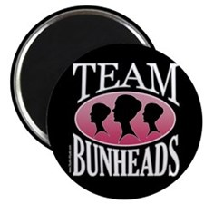 Team Bunheaads Magnet