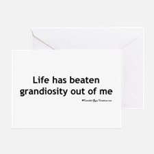 Crushed Greeting Card