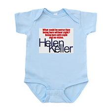 Helen Keller Infant Creeper