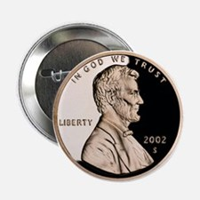 """Penny 2.25"""" Button"""