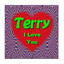 Terry Tile Coaster