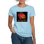 Send Like a Rock Star Women's Light T-Shirt
