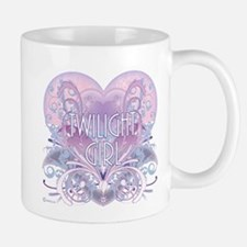 Twilight Girl Fancy Heart Mug