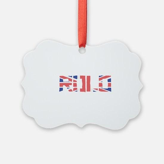 Rolo Ornament