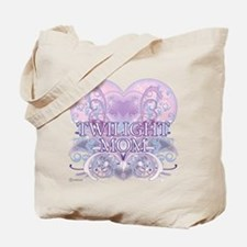 Twilight Mom Fancy Heart Tote Bag