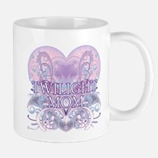 Twilight Mom Fancy Heart Mug