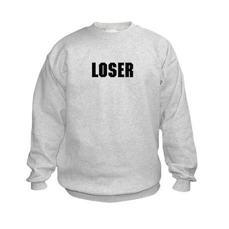 LOSER Kids Sweatshirt