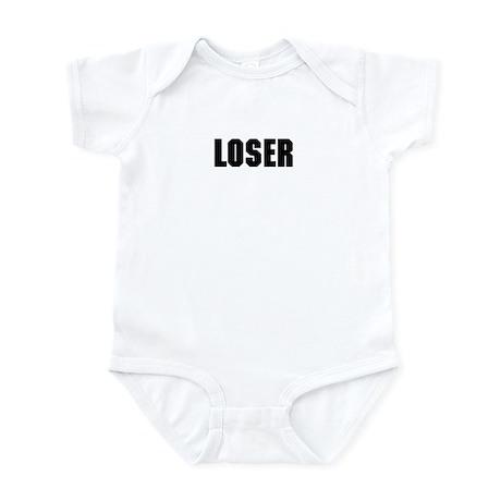 LOSER Infant Bodysuit