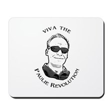 Viva the revolution Mousepad