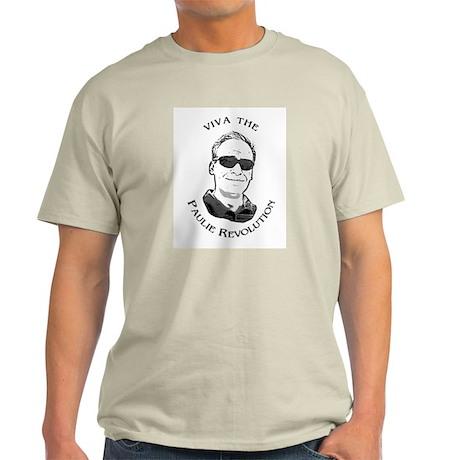 Viva the revolution Ash Grey T-Shirt