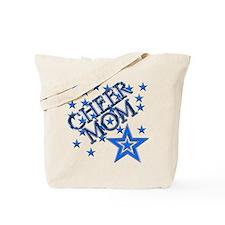 Funny Cheer mom Tote Bag