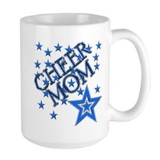 2-cheer_mom Mugs