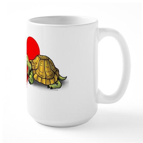 Large Turtle Love Mug