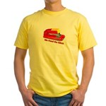Fixed the Glitch Yellow T-Shirt