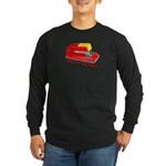 Fixed the Glitch Long Sleeve Dark T-Shirt
