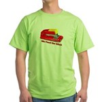 Fixed the Glitch Green T-Shirt