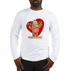 LOVE Eddie Elephant Long Sleeve T-Shirt