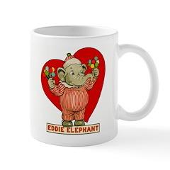 LOVE Eddie Elephant Mug